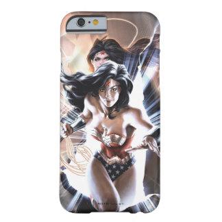 Capa Barely There Para iPhone 6 Variação cómica do cobrir #609 da mulher maravilha