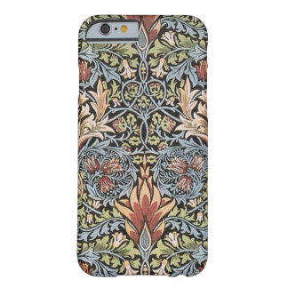 Capa Barely There Para iPhone 6 Vintage William Morris Snakeshead GalleryHD