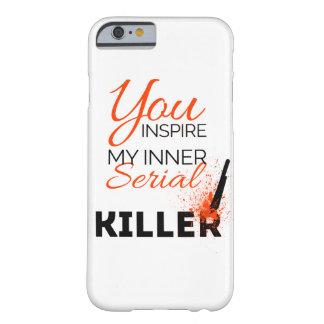 Capa Barely There Para iPhone 6 Você inspira meu assassino em série interno