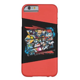 Capa Barely There Para iPhone 6 Voltron | vai força de Voltron