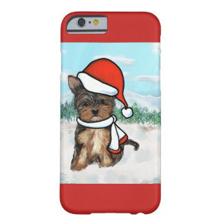 Capa Barely There Para iPhone 6 Yorkie Poo