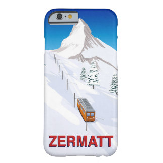 Capa Barely There Para iPhone 6 Zermatt