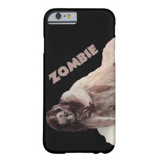 Capa Barely There Para iPhone 6 Zombi casado
