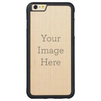 Capa Bumper Para iPhone 6 Plus De Bordo, Carved Criar seus próprios