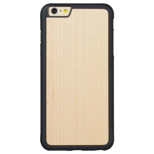 iPhone 6/6s Plus Bumper Carvalho Wood Case