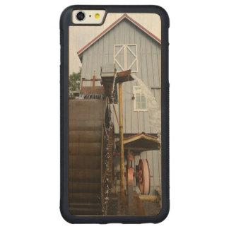 Capa Bumper Para iPhone 6 Plus De Bordo, Carved Moinho Cherokee