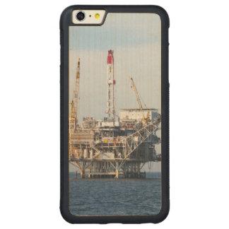 Capa Bumper Para iPhone 6 Plus De Bordo, Carved Plataforma petrolífera