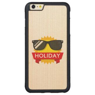 Capa Bumper Para iPhone 6 Plus De Bordo, Carved Sol legal dos sunglass