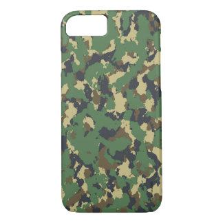 Capa  Camuflagem verde