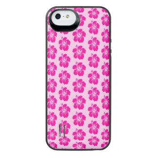 Capa Carregador Para iPhone SE/5/5s Caixa de bateria cor-de-rosa do iPhone SE/5/5s de