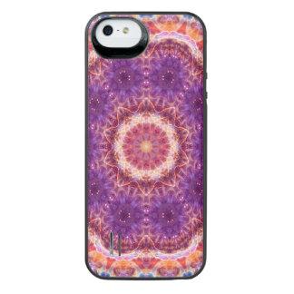 Capa Carregador Para iPhone SE/5/5s Mandala cósmica da convergência