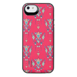 Capa Carregador Para iPhone SE/5/5s Ornamento asteca tribal étnico do vintage