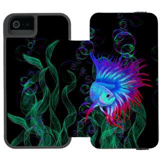 Capa Carteira Incipio Watson™ Para iPhone 5 Bolha Betta