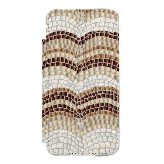 Capa Carteira Incipio Watson™ Para iPhone 5 Caixa bege da carteira do iPhone SE/5/5s do