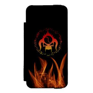 Capa Carteira Incipio Watson™ Para iPhone 5 Capas de iphone da carteira de sete pecados