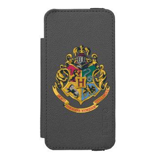Capa Carteira Incipio Watson™ Para iPhone 5 Crista de Harry Potter   Hogwarts - cor completa