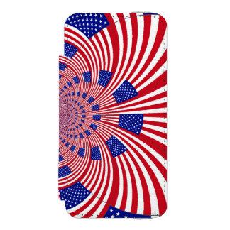 Capa Carteira Incipio Watson™ Para iPhone 5 Excepcional bonito bonito dos EUA excepcionalmente