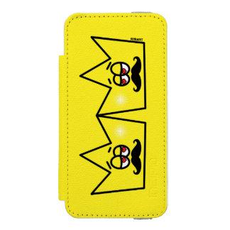 Capa Carteira Incipio Watson™ Para iPhone 5 Gay Rei Coroa King Crown