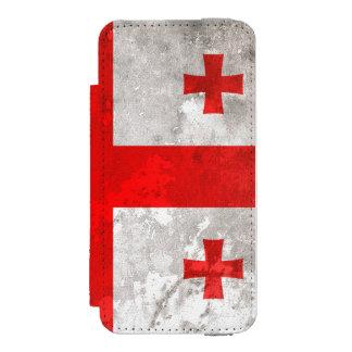 Capa Carteira Incipio Watson™ Para iPhone 5 Geórgia