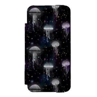 Capa Carteira Incipio Watson™ Para iPhone 5 Medusa em a noite