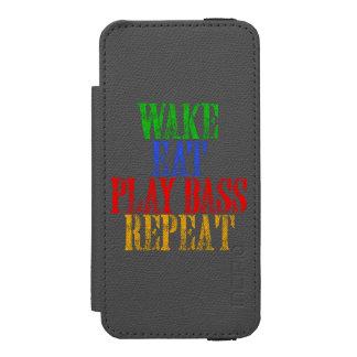 Capa Carteira Incipio Watson™ Para iPhone 5 O acordar come a repetição BAIXA do JOGO