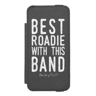 Capa Carteira Incipio Watson™ Para iPhone 5 O melhor Roadie (talvez) (branco)