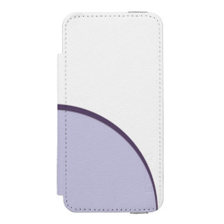 Capa Carteira Incipio Watson™ Para iPhone 5 Ponto do Lilac
