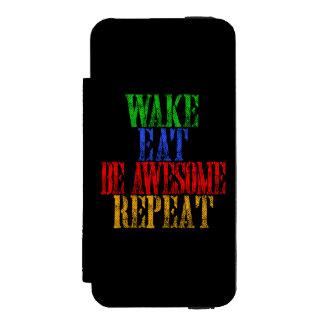 Capa Carteira Incipio Watson™ Para iPhone 5 Seja impressionante!