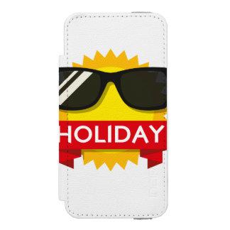 Capa Carteira Incipio Watson™ Para iPhone 5 Sol legal dos sunglass