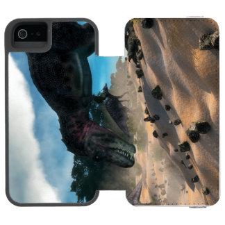 Capa Carteira Incipio Watson™ Para iPhone 5 Tarbosaurusnext à floresta liban do cedro
