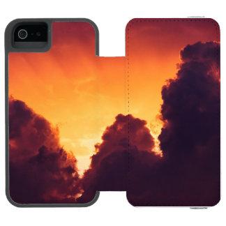 Capa Carteira Incipio Watson™ Para iPhone 5 w no tempo