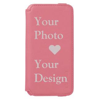 Capa Carteira Incipio Watson™ Para iPhone 6 A menina excepcional original bonito bonita deve