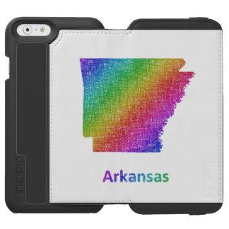 Capa Carteira Incipio Watson™ Para iPhone 6 Arkansas