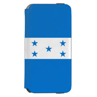 Capa Carteira Incipio Watson™ Para iPhone 6 Bandeira de Honduras