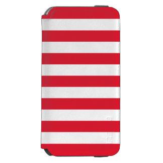 Capa Carteira Incipio Watson™ Para iPhone 6 Bandeira dos Estados Unidos da bandeira dos EUA