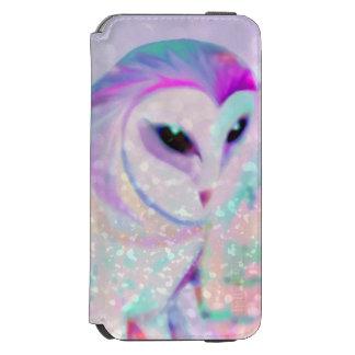 Capa Carteira Incipio Watson™ Para iPhone 6 Coruja majestosa
