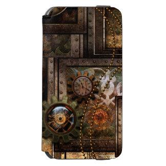 Capa Carteira Incipio Watson™ Para iPhone 6 Design maravilhoso do steampunk