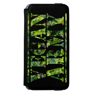 CAPA CARTEIRA INCIPIO WATSON™ PARA iPhone 6 EXÉRCITO DO VEGAN
