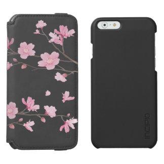 Capa Carteira Incipio Watson™ Para iPhone 6 Flor de cerejeira - fundo transparente