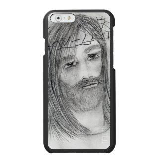 Capa Carteira Incipio Watson™ Para iPhone 6 jesus na agonia