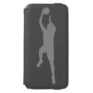 Capa Carteira Incipio Watson™ Para iPhone 6 Jogador de basquetebol