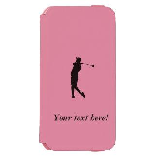 Capa Carteira Incipio Watson™ Para iPhone 6 Jogador de golfe