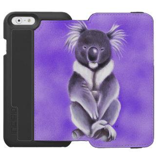 Capa Carteira Incipio Watson™ Para iPhone 6 Koala de Buddha