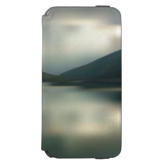 Capa Carteira Incipio Watson™ Para iPhone 6 Lago nas montanhas