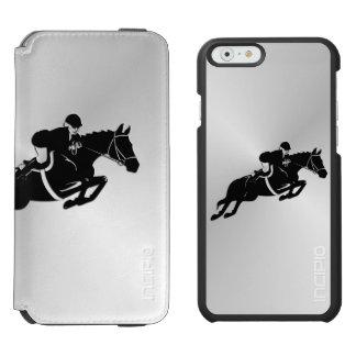 Capa Carteira Incipio Watson™ Para iPhone 6 Ligação em ponte equestre