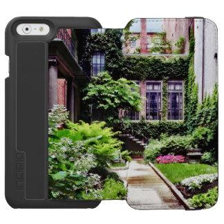 Capa Carteira Incipio Watson™ Para iPhone 6 MÃES de Boston - jardim escondido