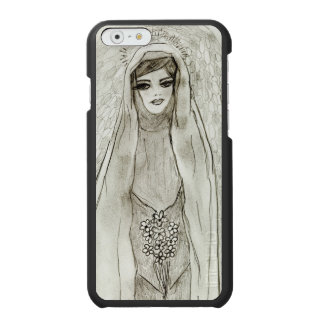 Capa Carteira Incipio Watson™ Para iPhone 6 Mary na gruta