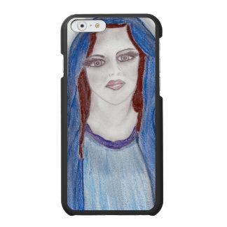 Capa Carteira Incipio Watson™ Para iPhone 6 Mary no azul