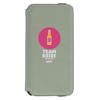 Capa Carteira Incipio Watson™ Para iPhone 6 Noiva Vancôver da equipe Henparty 2017 Zkj6h