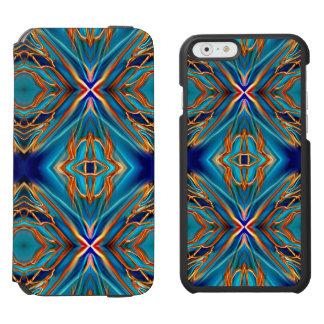 Capa Carteira Incipio Watson™ Para iPhone 6 Nova super dos ramos cósmicos
